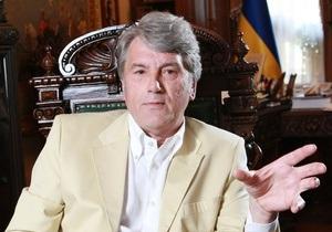 Ющенко согласился сдать кровь для анализа