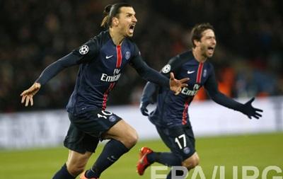 Челси проиграл ПСЖ в матче 1/8 финала Лиги чемпионов