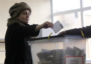 Россия признала выборы в Косово нелегитимными