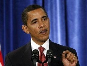 Обама считает восстановление экономики США первоочередным заданием