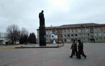 В Днепропетровской области демонтировали памятник Дзержинскому