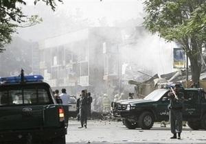 В Афганистане 89 человек получили ранения при взрыве на боевом посту НАТО