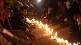 В Индию доставили тело жертвы группового изнасилования