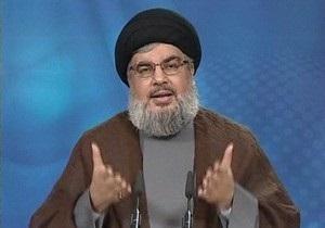 Лидер Хизбаллы: Мы обрушим на Израиль тысячи ракет в случае атаки против Ливана