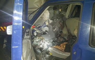 Правый сектор попал в ДТП на Львовщине, трое пострадавших