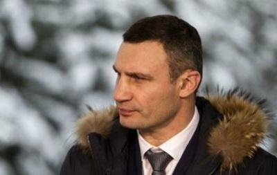 Стала известна зарплата мэра Кличко