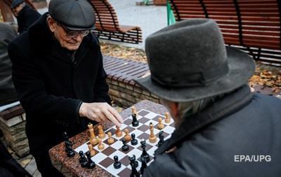 Население Украины за год сократилось на 200 тысяч