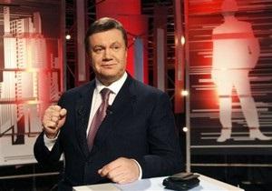 Янукович хочет создать консорциум для управления украинской ГТС