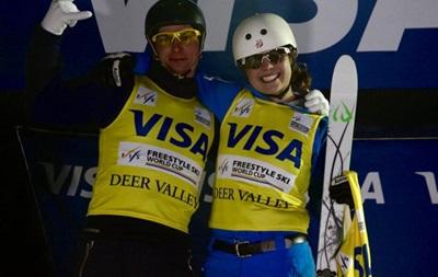 Абраменко выиграл Кубок мира по лыжной акробатике