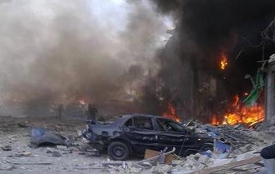 В сирийском Хомсе произошел двойной теракт