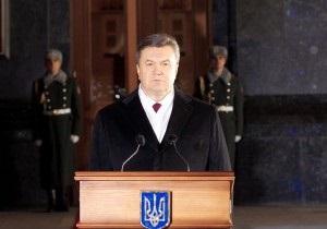 В Тернопольской области готовятся к приезду Януковича на Рождество