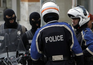 Во Франции задержали подозреваемого в нападении на военнослужащего