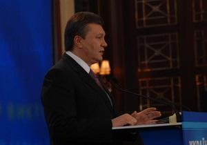 Янукович прокомментировал инцидент на полиграфкомбинате Украина