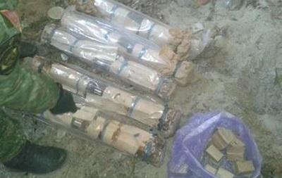 В Днепропетровске нашли тайник с гранатометами
