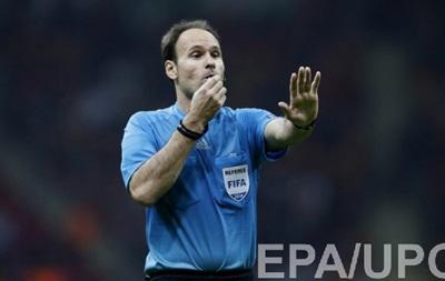 За порядком на матче Динамо - Ман Сити будут следить испанцы