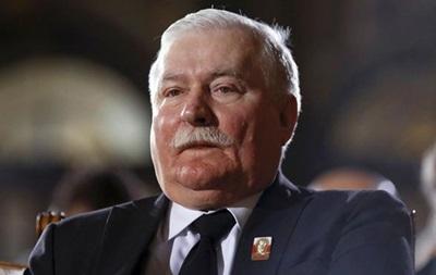 В Польше обнародован компромат на Леха Валенсу