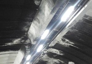 Я-Корреспондент: Станция метро Осокорки на следующий день после пожара