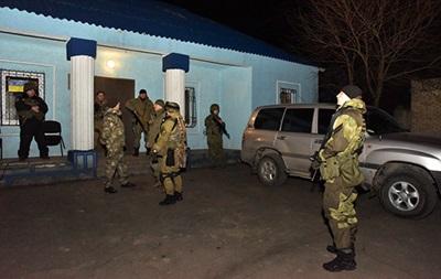 Полиция показала видео спецоперации в Марьинке