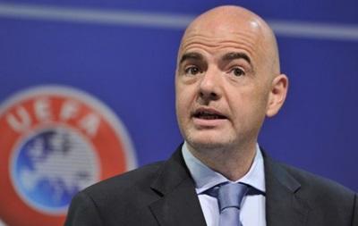 Инфантино: С 2026 года на чемпионате мира должны играть 40 команд