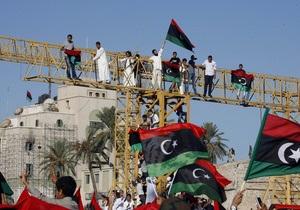 Год назад в Ливии началась гражданская война