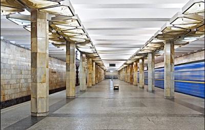 На станции киевского метро умер человек