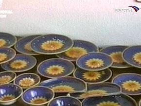 Испанские полицейские конфисковали  кокаиновый сервиз