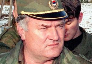 Президент Сербии подтвердил арест Ратко Младича