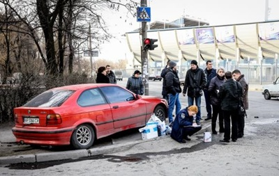 Погоня в Запорожье: похищен миллион гривен