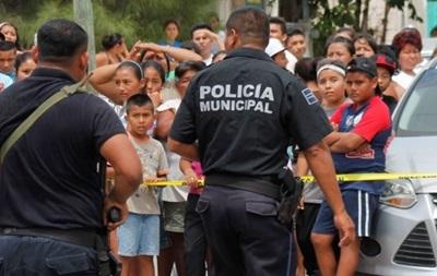 В Мексике преступники расстреляли экс-начальника полиции