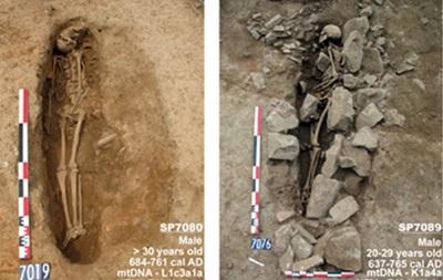 В Западной Европе обнаружили древние мусульманские захоронения
