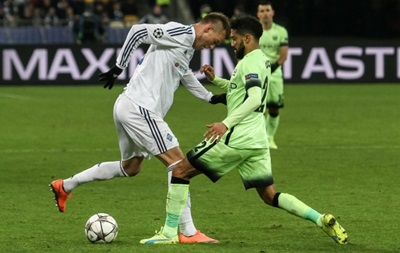 Ман Сити, обыграв Динамо, прервал неудачную серию клубов из Англии в плей-офф ЛЧ
