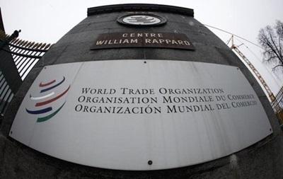 В России ответили на жалобу Украины в ВТО
