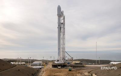 SpaceX снова отменила запуск Falcon 9 со спутником