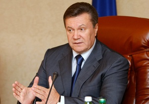Янукович о взрывах в Кировограде: Если кто-то что-то хотел мне сказать, я готов его услышать