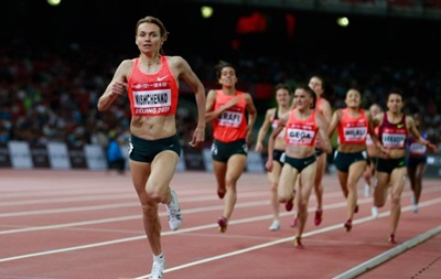 Украинская легкоатлетка получила двухлетнюю дисквалификацию