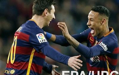 Барселона продлила контракт с Неймаром еще в декабре - СМИ