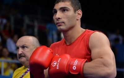 Капитан сборной Украины по боксу: Хочу вернуться с Олимпиады с  золотом