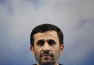 Ахмадинежад заявил, что Обамой управляет  сионистское лобби