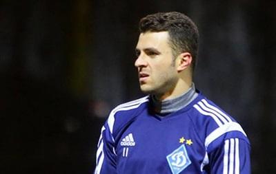 Форвард Динамо пропустит ответный матч с Манчестер Сити