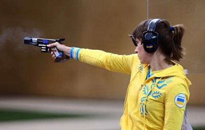 Українка Костевич - чемпіонка Європи зі стрільби з пістолета