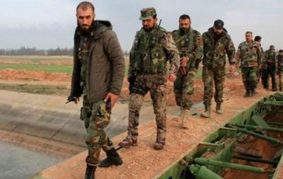 По городам в провинции Алеппо нанесены авиаудары