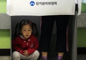 На местных выборах в Южной Корее неожиданную победу одержала главная сила оппозиции