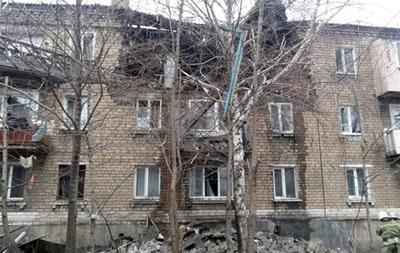 Взрыв газа в Макеевке: есть погибший