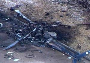 В Оклахоме рядом с домом престарелых упал вертолет, погибли два человека
