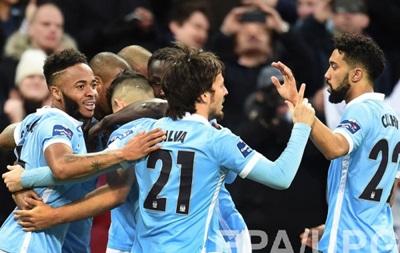 Манчестер Сити берет Кубок Лиги в серии пенальти