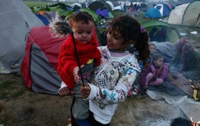 Число мигрантов в Греции может вырасти втрое к концу марта