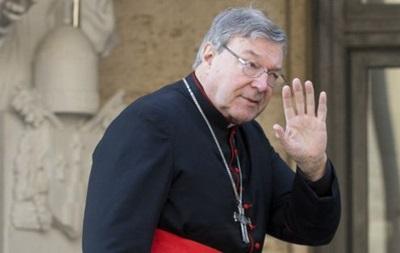 Казначей Ватикана дал показания по делу о педофилии