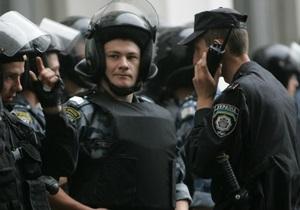 Неизвестный  заминировал  офис в центре Киева
