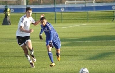 УЕФА засчитал победу Челси в матче с Валенсией в Юношеской ЛЧ