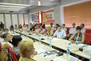 Состоялся круглый стол на тему:  Предотвращение мошенничества и финансовых злоупотреблений